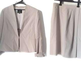 ニジュウサンク(23区)のニジュウサンク スカートスーツ サイズ38 M(スーツ)