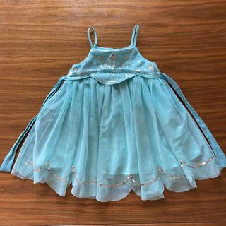 エイチアンドエム(H&M)のH&M チュールドレス キャミドレス ワンピース(ドレス/フォーマル)