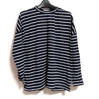 エンフォルド(ENFOLD)のエンフォルド 長袖Tシャツ サイズ38 M美品 (Tシャツ(長袖/七分))