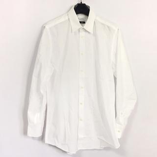 ヴェルサーチ(VERSACE)のヴェルサーチ 長袖シャツ サイズ40 M美品 (シャツ)
