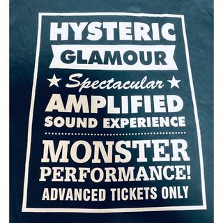 HYSTERIC GLAMOUR - 値下げ!ヒステリックグラマー ロングT メンズ MONSTER XLサイズ 美品