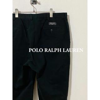 ポロラルフローレン(POLO RALPH LAUREN)の【ビッグサイズ】 POLO RALPH LAUREN チノパン / ブラック(チノパン)