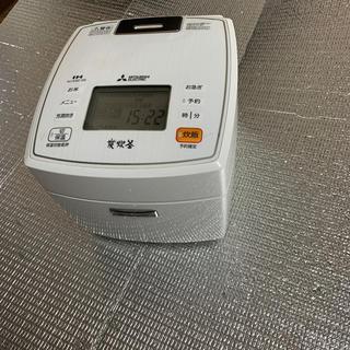 三菱電機 - 三菱IHジャー炊飯器