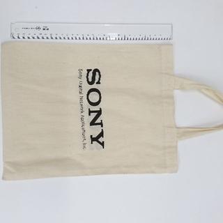 ソニー(SONY)の非売品 SONY ロゴ入りトートバッグ(トートバッグ)
