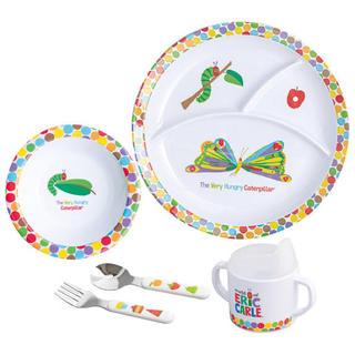 ニホンイクジ(日本育児)のはらぺこあおむし 食器セット 出産祝い セット 新品未使用(その他)