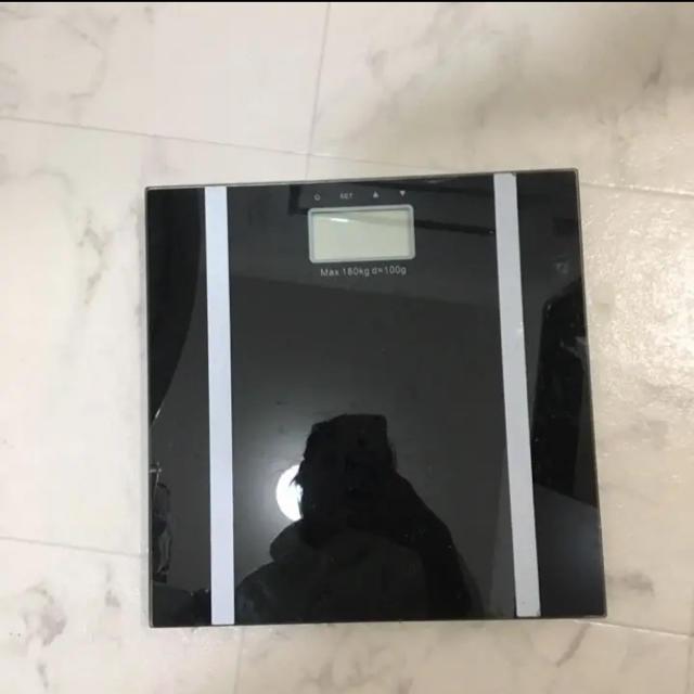 体重計 アナログ スマホ/家電/カメラの生活家電(体重計)の商品写真