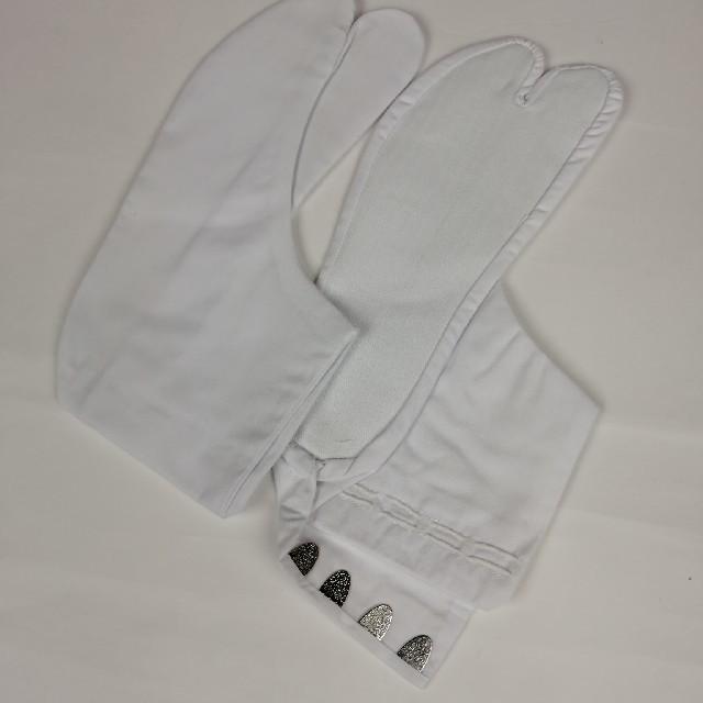 プロ―ド足袋 4枚コハゼ 22.5Cm新品未使用 メンズの水着/浴衣(和装小物)の商品写真