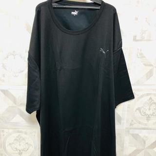 プーマ(PUMA)のPUMA プーマ メンズ コンプレッションTシャツ 8Lサイズ ビッグサイズ (その他)