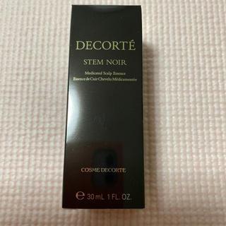 コスメデコルテ(COSME DECORTE)の【新品】ステムノワール 30ml(ヘアケア)