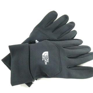 ザノースフェイス(THE NORTH FACE)のノースフェイス 手袋 L レディース美品 (手袋)