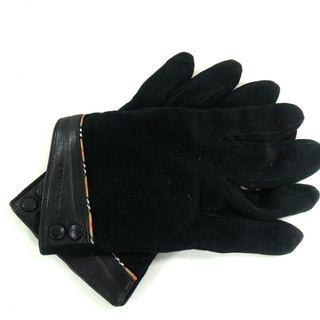 バーバリー(BURBERRY)のバーバリー 手袋 レディース美品 (手袋)