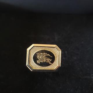 バーバリー(BURBERRY)の7:バーバリー ゴールド カフス 片方のみ(カフリンクス)
