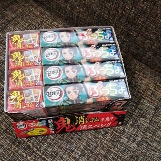 ユーハミカクトウ(UHA味覚糖)の新品 未開封 鬼滅の刃 ぷっちょ 6個 鬼消しゴム付き (菓子/デザート)
