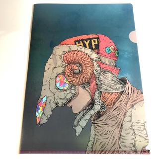 ソニー(SONY)の米津玄師 STRAY SHEEP 購入特典 クリアファイル A4 新品(ミュージシャン)