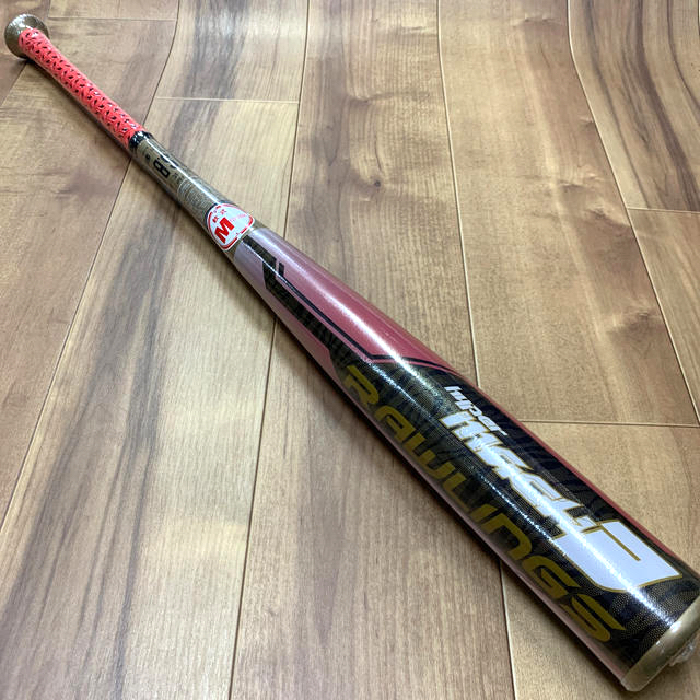Rawlings(ローリングス)のローリングス 軟式用ハイパーマッハ-3 83cm/660g/ミドルバランス 新品 スポーツ/アウトドアの野球(バット)の商品写真