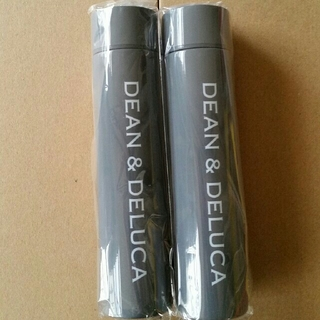 ディーンアンドデルーカ(DEAN & DELUCA)のGLOW8月号特別号ㆍステンレスボトル2個セット(水筒)
