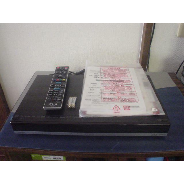 maxell(マクセル)の稀少maxell BD iVDR レコーダー BIV-WS500 スマホ/家電/カメラのテレビ/映像機器(ブルーレイレコーダー)の商品写真