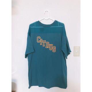 アズノウアズ(AS KNOW AS)のバックリボンのロングT(Tシャツ(半袖/袖なし))