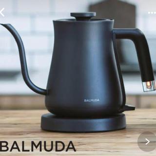 バルミューダ(BALMUDA)のBALMUDA The Pot バルミューダ ポット 保障付き 新品(電気ケトル)