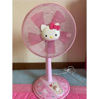 キティ リビング 扇風機(扇風機)