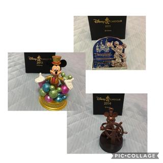 Disney - 【非売品】JCBディズニーゴールドカード会員 記念グッズ 2013〜2017