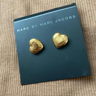 マークバイマークジェイコブス(MARC BY MARC JACOBS)のマークバイ ピアス 新品未使用(ピアス)