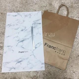 フランフラン(Francfranc)のフランフラン  / ショッパー ラッピング袋 (ショップ袋)