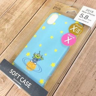 トイストーリー(トイ・ストーリー)のトイストーリー iPhoneXsMax スマホケース DN544A(iPhoneケース)