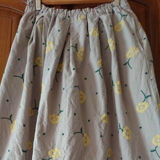 サマンサモスモス(SM2)のスカート(ひざ丈スカート)