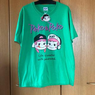 サンリオ(サンリオ)の【値下げしました】PEKO&POKO Tシャツ(Tシャツ/カットソー(半袖/袖なし))
