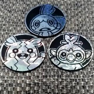 ポケモン - コイン、ダメカン、プレイマットセット