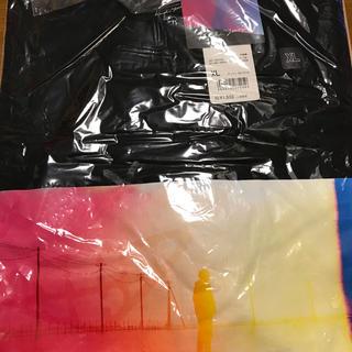 ユニクロ(UNIQLO)の【新品】米津玄師UT*半袖オーバーサイズフィット*XLサイズ(ミュージシャン)