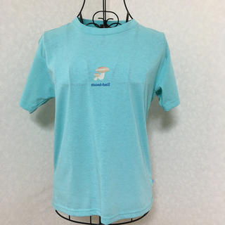 モンベル(mont bell)のmont-bell Tシャツ M   美品(Tシャツ(半袖/袖なし))