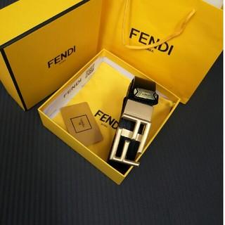 フェンディ(FENDI)の❀未使用❀フェンディ ベルト 本革(ベルト)