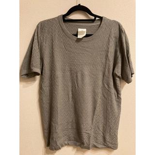 フーズフーチコ(who's who Chico)のフーズフー サマーニット Tシャツ(Tシャツ/カットソー(半袖/袖なし))