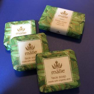 マリエオーガニクス(Malie Organics)のマリエオーガニクス フェイスソープ、ボディソープ(ボディソープ/石鹸)