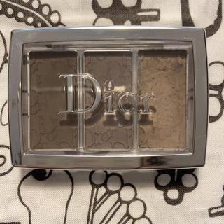 ディオール(Dior)のDior バックステージ ブロウ パレット 002(パウダーアイブロウ)