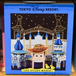 ディズニー(Disney)の☆ディズニーリゾート限定☆ トイストーリーマニア ペーパーナノ(模型/プラモデル)