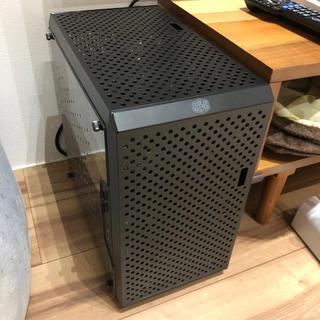 エイスース(ASUS)の値下げ ゲーミングパソコン 2700X RX580 PC SSD(デスクトップ型PC)