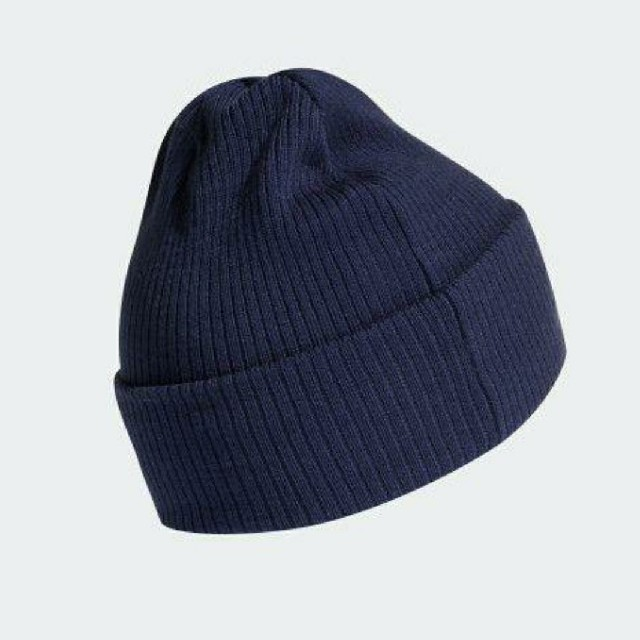 adidas(アディダス)の新品  54-57 adidas originals ニットキャップ 紺 メンズの帽子(キャップ)の商品写真