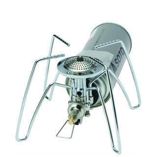 シンフジパートナー(新富士バーナー)のSoto stー310 レギュラーストーブ(調理器具)