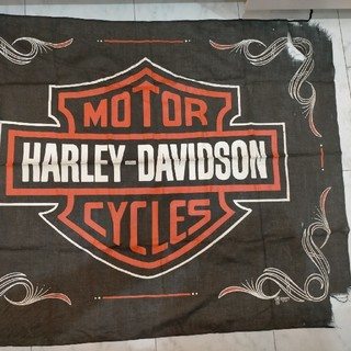 ハーレーダビッドソン(Harley Davidson)のHarley-Davidson 旗 フラッグ(ステッカー)