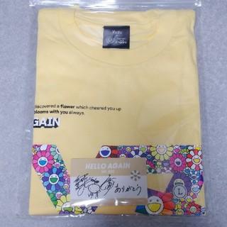 村上隆 ゆず takashi murakami YZ tシャツ Lサイズ(Tシャツ/カットソー(半袖/袖なし))