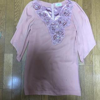 グレースコンチネンタル(GRACE CONTINENTAL)のグレースコンチネンタル ドレス(ミニドレス)