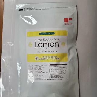 ティーライフ(Tea Life)の【ティーライフ】フレーバールイボスティー Lemon 2g☓30個(健康茶)
