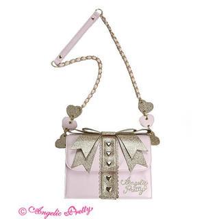 アンジェリックプリティー(Angelic Pretty)のpresent ribbon ポシェット(ショルダーバッグ)