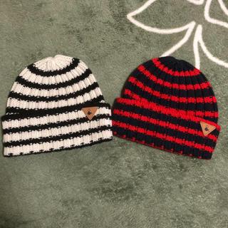 アンパサンド(ampersand)のampersand ニット帽セット(帽子)