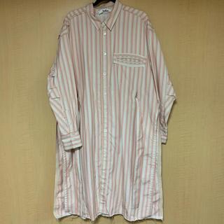 サンシー(SUNSEA)のmidorikawa 19AW long shirt(Tシャツ/カットソー(七分/長袖))