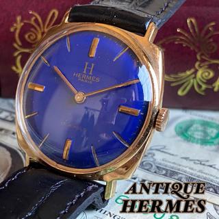 エルメス(Hermes)の【一目惚れ・OH済】HERMES PARIS ★ エルメス アンティーク 腕時計(腕時計(アナログ))