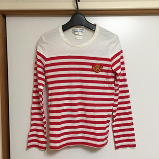 コムデギャルソン(COMME des GARCONS)のCOMMEdesGARCONS COMMEdesGARCONS 長袖Tシャツ (Tシャツ(長袖/七分))